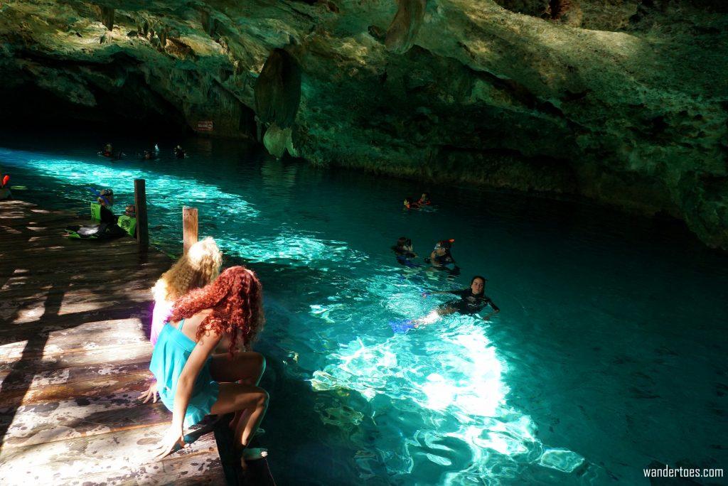 Cenotes Near Cancun Ruta De Los Cenotes Dos Ojos Amp More
